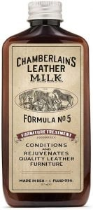 Leather Milk Leather Furniture Conditioner and Cleaner