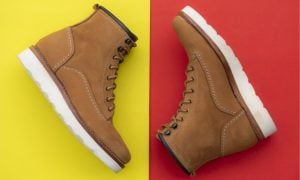 Nubuck Leather Shoes